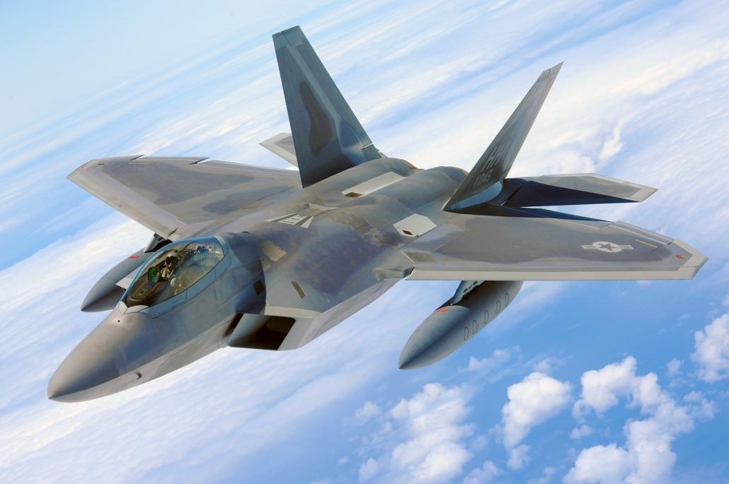 fighter jet F35